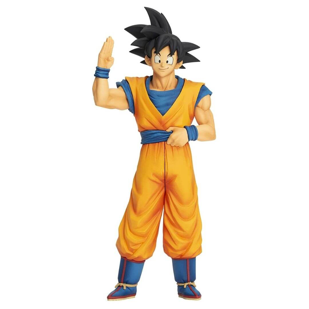 Dragon Ball Z Ekiden Outward Son Goku Figure by Banpresto -Banpresto - India - www.superherotoystore.com