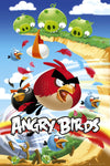 Angry Birds Pile Up Maxi Poster -Superherotoystore.com - India - www.superherotoystore.com