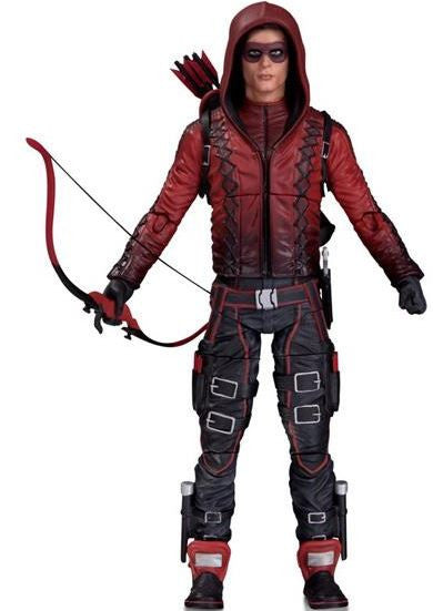 Arrow TV Series Arsenal Action Figure by DC Collectibles-DC Collectibles- www.superherotoystore.com-Action Figure