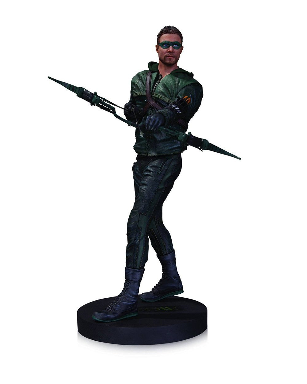 Arrow Tv Series: Oliver Queen Version 2 Statue-DC Collectibles- www.superherotoystore.com-Statue