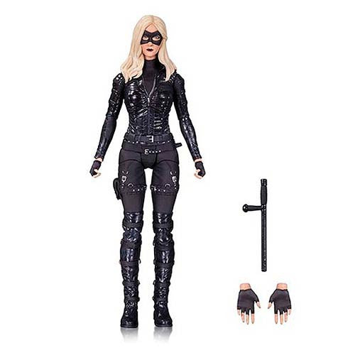 Arrow TV Series - Laurel Lance Black Canary by DC Collectibles-DC Collectibles- www.superherotoystore.com-Action Figure
