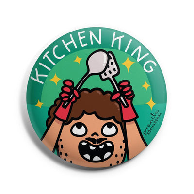 Kitchen King Badge -Pranita Kocharekar - India - www.superherotoystore.com