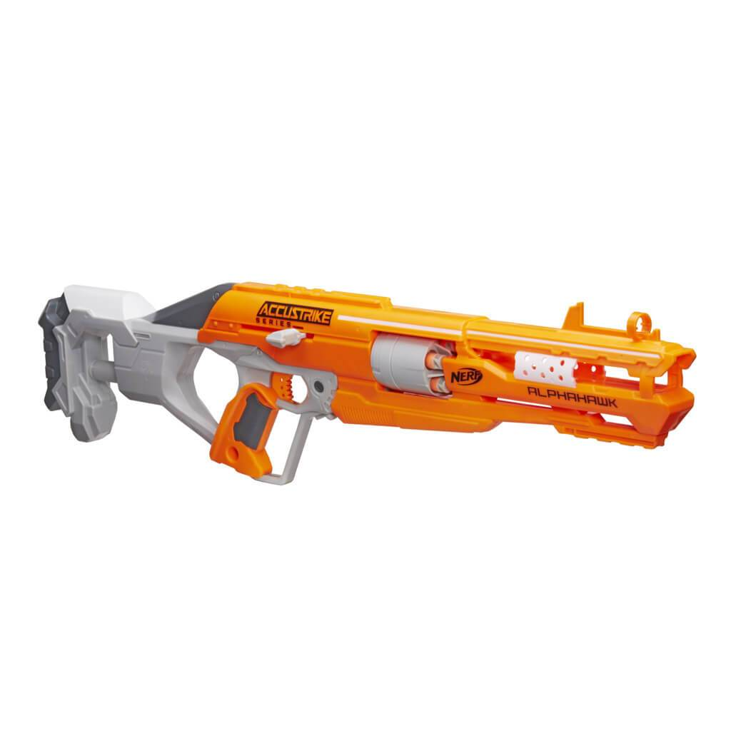 Nerf N-Strike Elite AccuStrike Series AlphaHawk by Hasbro