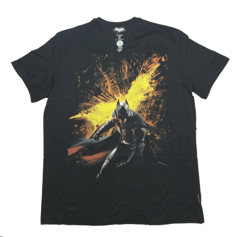 Batman Dark Knight T-Shirt by Bio World-Bio World- www.superherotoystore.com-T-Shirt