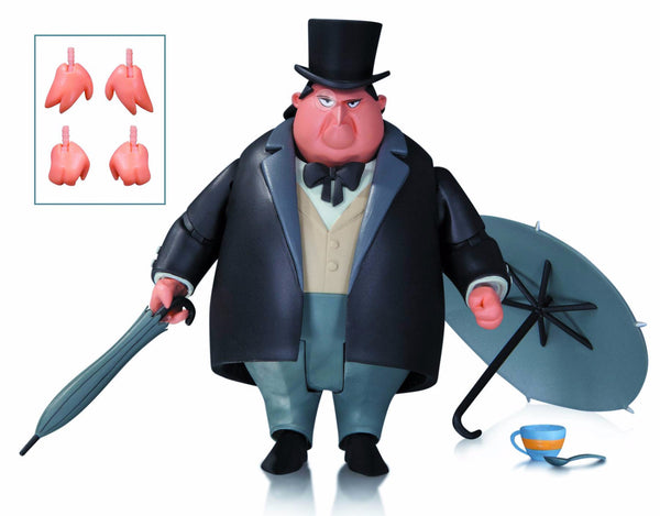 Batman Animated Series Penguin-DC Collectibles- www.superherotoystore.com-Action Figure - 1