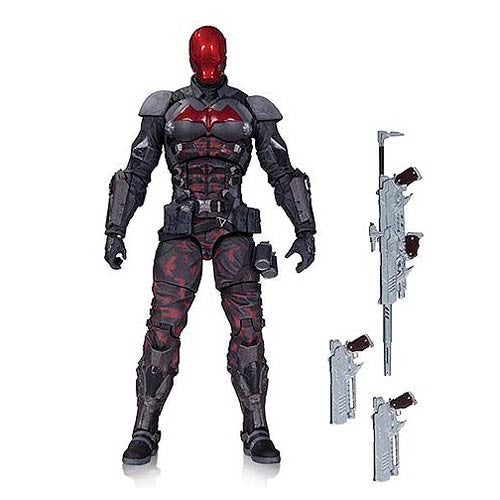 Batman Arkham Knight Figures - Red Hood by DC Collectibles-DC Collectibles- www.superherotoystore.com-Action Figure