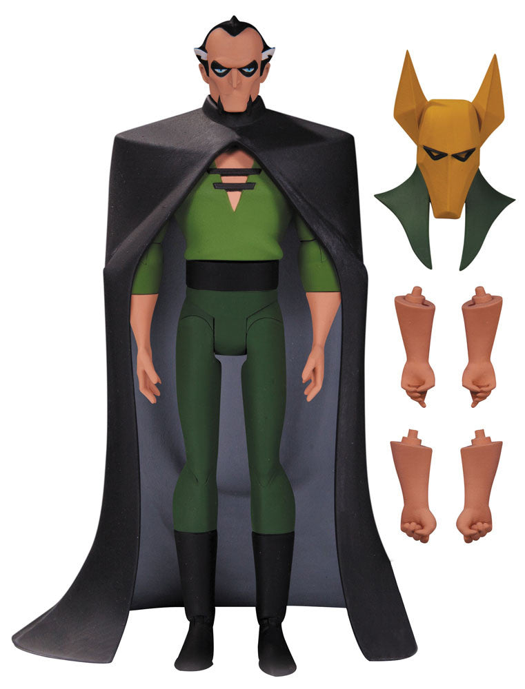 Batman: The Animated Series Ra's Al Ghul Action Figure by DC Collectibles-DC Collectibles- www.superherotoystore.com-Action Figure