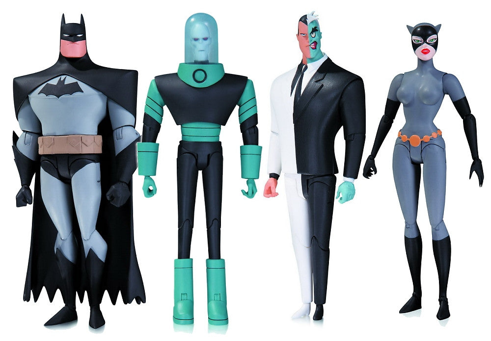 Batman: The Animated Series - Batman Action Figure by DC Collectibles-DC Collectibles- www.superherotoystore.com-Action Figure - 3