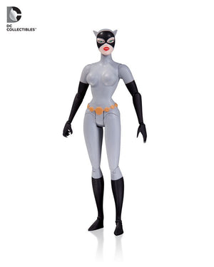 Batman The Animated Series Catwoman by DC Collectibles-DC Collectibles- www.superherotoystore.com-Action Figure - 1