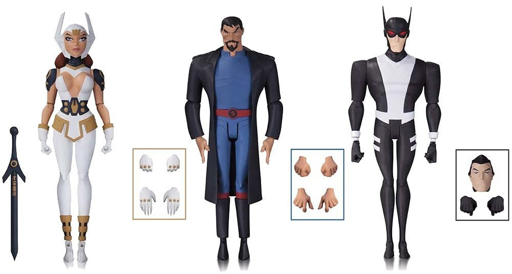 Justice League Gods and Monsters Superman by DC Collectibles-DC Collectibles- www.superherotoystore.com-Action Figure - 3