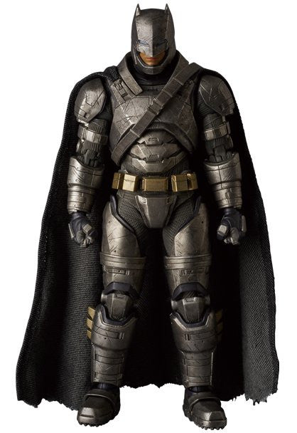 Batman v Superman: Dawn of Justice Armoured Batman MAFEX Figure-Medicom- www.superherotoystore.com-Action Figure - 1