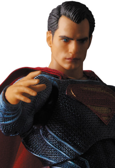 Dawn Of Justice Figures - Superman Action Figure-Medicom- www.superherotoystore.com-Action Figure - 6