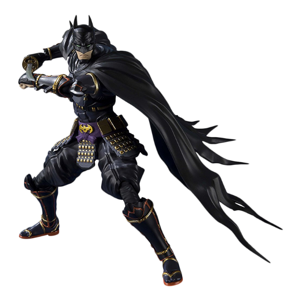Batman Ninja - Ninja Batman 7 inch Action Figure by SH Figuarts