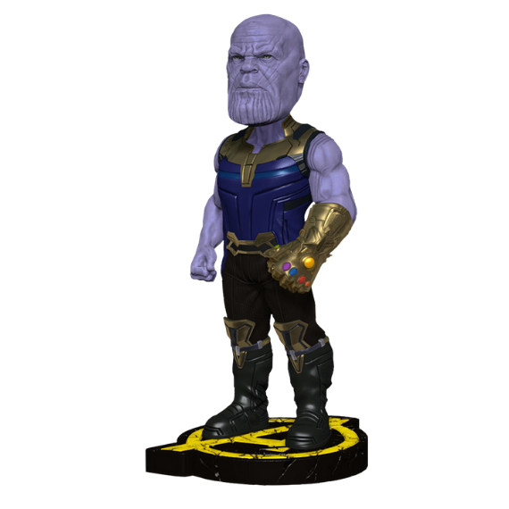 Infinity War Thanos Head Knocker by NECA