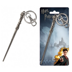 Harry Potter Harry's Wand Pewter Keychain by Monogram International