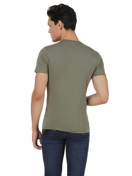 Hulk Ivory Green Half Sleeve T-Shirt by Bio World-Bio World- www.superherotoystore.com-T-Shirt - 3