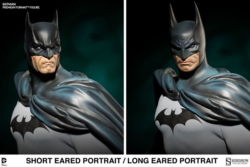 DC Comics: Batman 1.4th Scale Premium Format Figure by Sideshow Collectibles-Sideshow Collectibles- www.superherotoystore.com-Statue - 6