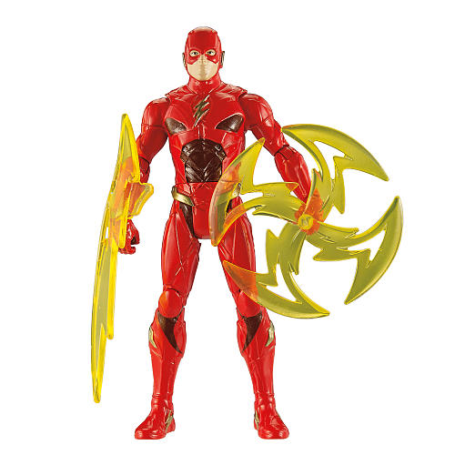 Justice League Movie: Flash 6-inch Figure by Mattel