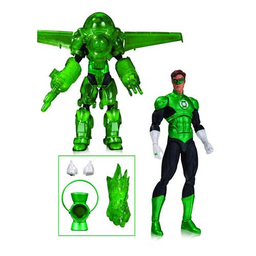 DC Icons Green Lantern Hal Jordon Dark Days Deluxe AF-DC Collectibles- www.superherotoystore.com-Action Figure