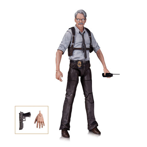 Batman Arkham Knight Commissioner Gordon Action Figure-DC Collectibles- www.superherotoystore.com-Action Figure