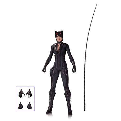 Batman Arkham Knight Catwoman Action Figure-DC Collectibles- www.superherotoystore.com-Action Figure