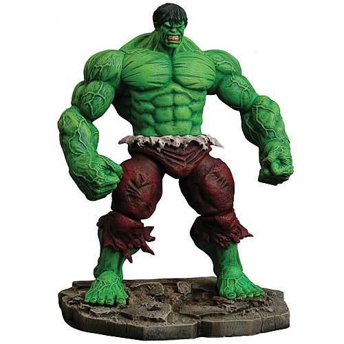 Marvel Select Incredible Hulk Action Figure-Diamond Select toys- www.superherotoystore.com-Action Figure