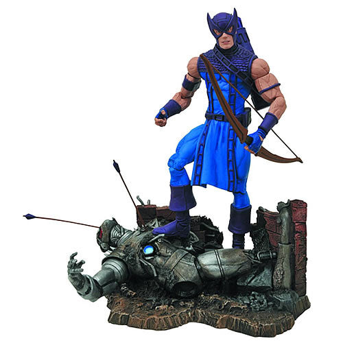 Marvel Select Figure - Classic Hawkeye-Diamond Select toys- www.superherotoystore.com-Action Figure