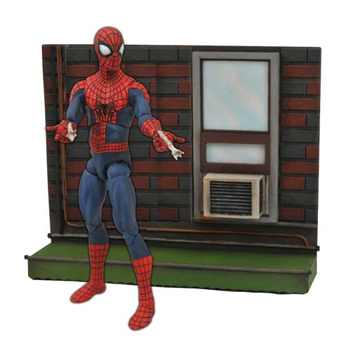 Amazing Spider-Man 2 Spider-Man Action Figure-Diamond Select toys- www.superherotoystore.com-Action Figure - 1