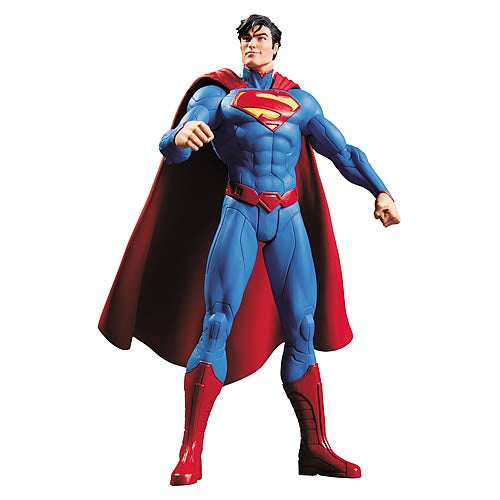 Superman Justice League New 52 Action Figure-DC Collectibles- www.superherotoystore.com-Action Figure