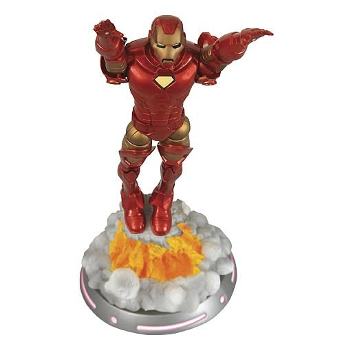 Marvel Select Iron Man-Diamond Select toys- www.superherotoystore.com-Action Figure