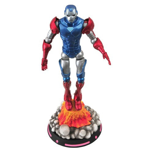 Marvel Select Figure - What If Captain America-Diamond Select toys- www.superherotoystore.com-Action Figure - 1