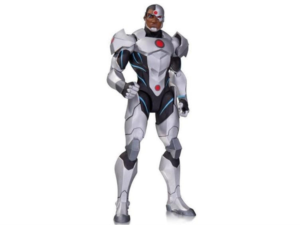 Justice League War Cyborg by DC Collectibles-DC Collectibles- www.superherotoystore.com-Action Figure