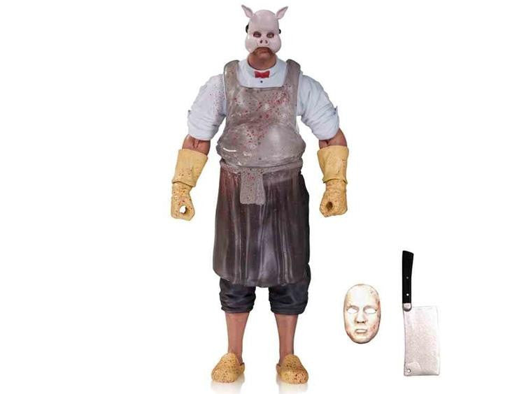 Batman Arkham Knight Professor Pyg Action Figure-DC Collectibles- www.superherotoystore.com-Action Figure