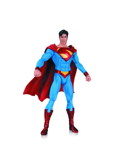 New 52 Earth 2 Figures - Superman-DC Collectibles- www.superherotoystore.com-Action Figure