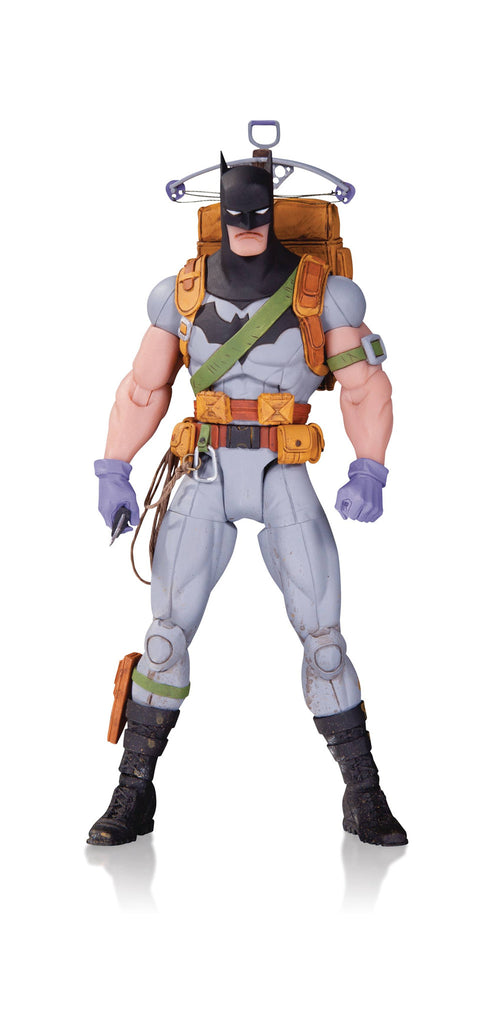 Designer Series Greg Capullo Survival Gear Batman Action Figure by DC Collectibles-DC Collectibles- www.superherotoystore.com-Action Figure