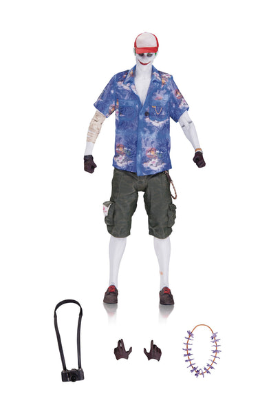Arkham Knight Joker Action Figure by DC Collectibles-DC Collectibles- www.superherotoystore.com-Action Figure
