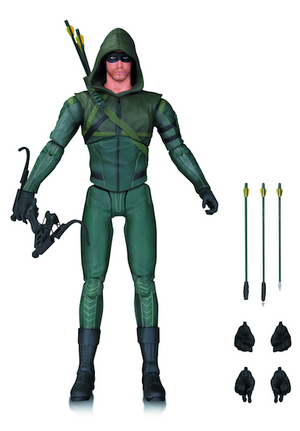 Arrow TV Series: Season 3 Arrow Figure by DC Collectibles-DC Collectibles- www.superherotoystore.com-Action Figure