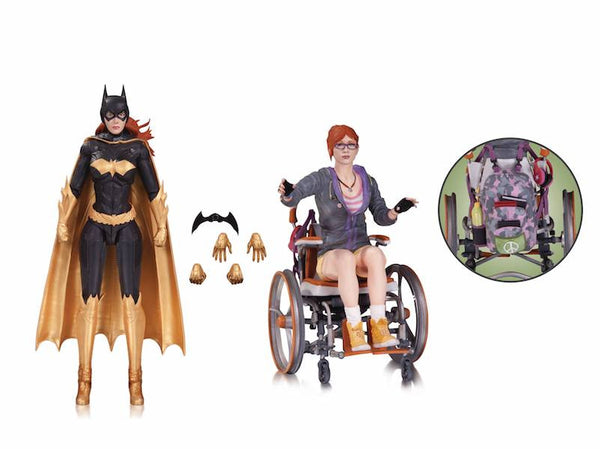 Batman Arkham Knight: Batgirl & Oracle 2 Pack by DC Collectibles
