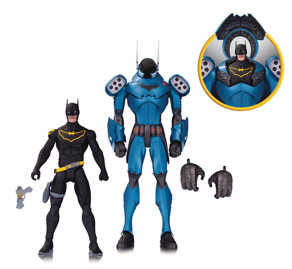 Designer Series Greg Capullo Batman 2 Pack by DC Collectibles