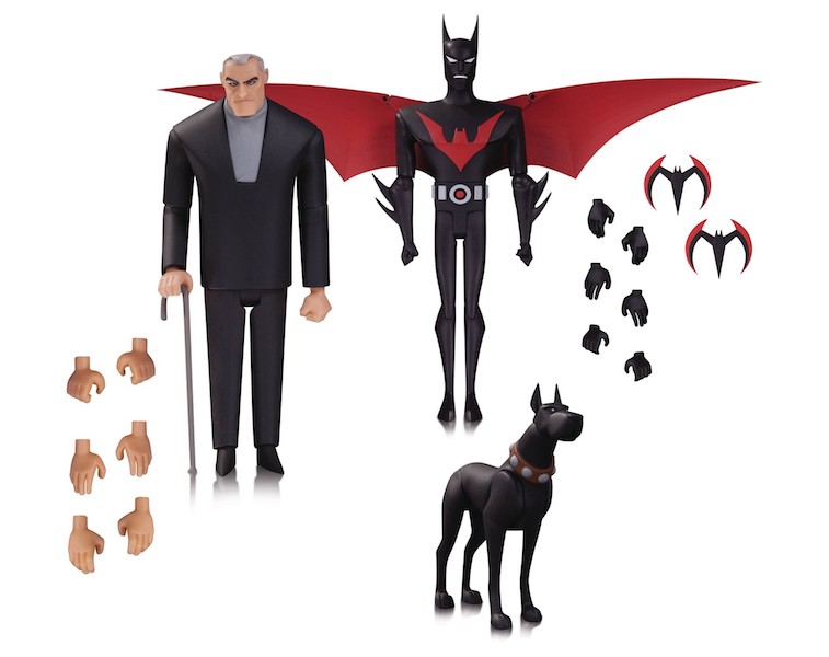 Batman Animated Series: Batman Beyond 3 Pack by DC Collectibles
