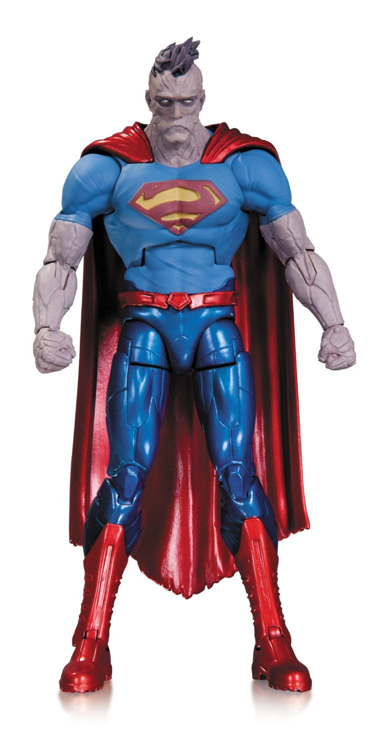 Super Villains Bizarro Action Figure by DC Collectibles-DC Collectibles- www.superherotoystore.com-Action Figure