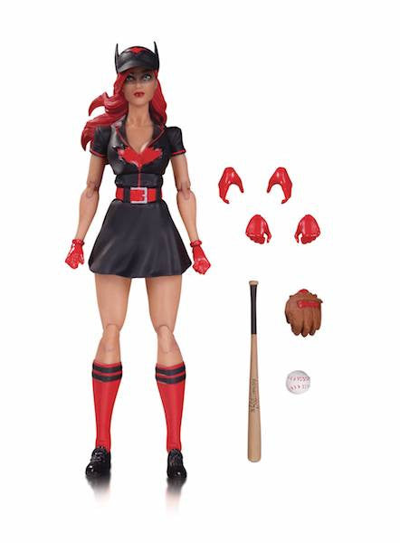 DC Bombshells Batwoman Action Figure by DC Collectibles