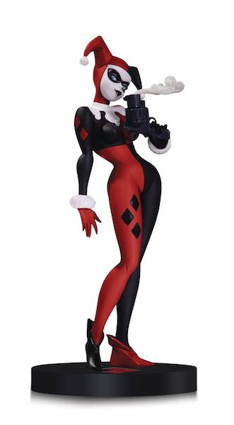 Designer Series Bruce Timm Harley Quinn Statue by DC Collectibles