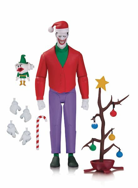 Batman Animated Series: Christmas Joker by DC Collectibles