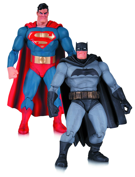 Dark Knight Returns: Batman & Superman 30th Anniversary Figures by DC Collectibles-DC Collectibles- www.superherotoystore.com-Action Figure