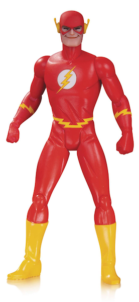 Designer Series Darwyn Cooke Flash Figure by DC Collectibles-DC Collectibles- www.superherotoystore.com-Action Figure