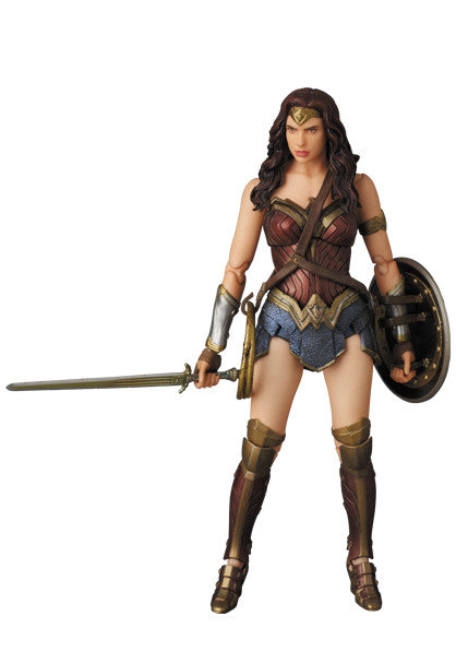 Dawn of Justice Wonder Woman Premium Figure-DC Collectibles- www.superherotoystore.com-Action Figure - 3