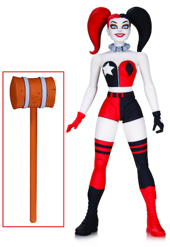 Designer Series Darwyn Cooke Harley Quinn Action Figure by DC Collectibles-DC Collectibles- www.superherotoystore.com-Action Figure