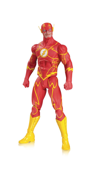 Designer Series Greg Capullo Flash Action Figure by DC Collectibles-DC Collectibles- www.superherotoystore.com-Action Figure