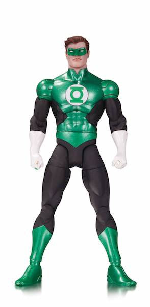 Designer Series Greg Capullo Green Lantern Figure by DC Collectibles